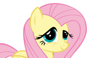 My Little Vector #2: Fluttershy (D'aaaawwww...) by KocMoHaBT