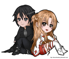 Sao Chibi fan art by DanceXtheXdecay