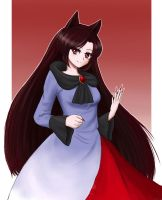 Imaizumi Kagerou by ArianDurel