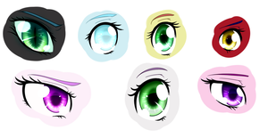Sum Eyes by astrequin