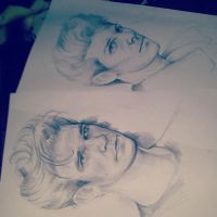 Work in progress - Ben and Colin by JuliaFox90