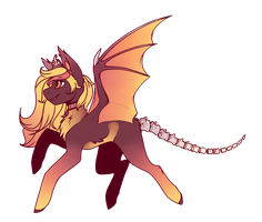 Bat Pony Auction :CLOSED: by AnnieHorrorAdopts