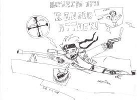 Ranged Attack by Haterius