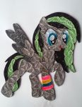 Quilling - Anais (MLP OC) by Sszymon14