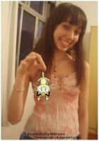 I caught Meowth :D by Meowzzie