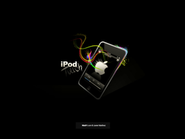 iPod Touch Colors by niZart