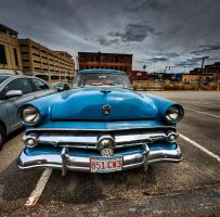 Hot Rod - HDR by aeroartist