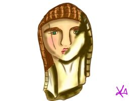The Venus of Brassempouy by TheButterfly