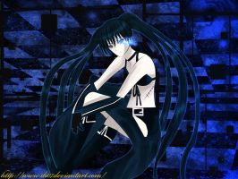 Black Rock Shooter by DI07