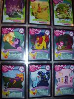 MLP Trading Card Collection 10 by MasteroftheContinuum