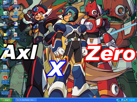 Megaman X-The S Class Hunters by Shadowmaster420