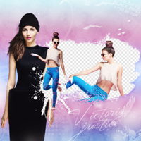 PNG Pack (73) Victoria Justice by IremAkbas