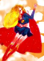 ---SuperGirl--- by hinayume