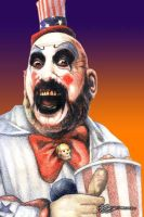 Captain Spaulding by choffman36