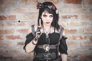 Steampunk by puppetmissing
