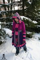 Cheshire Cat Sweater Coat 6 by smarmy-clothes