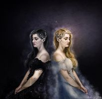 Night and Day by Kallaria