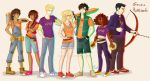 Seven Halfbloods by Faith92