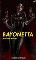 Bayonetta by zacharyknoles