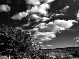 Dramatic Clouds by Siphotografx