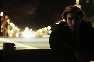 city lights behind jake by serhat2174