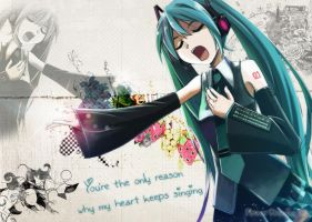 MiKU by ForeverDream97