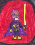 LEGO Bibleman by SonicClone