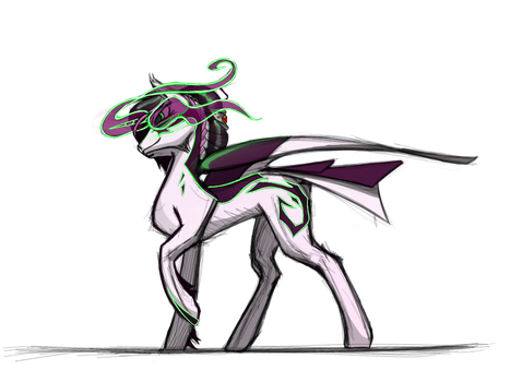 Alpha Centauri - The Outcast. by Scrap-Lord