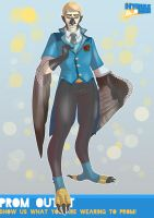Prom outfit by Paper-Plate