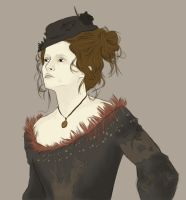 Mrs Lovett by xrejectsx