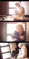 In the past - Mello and Near by HagaHotaru