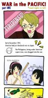 APH: War in the Pacific by mistulamanika