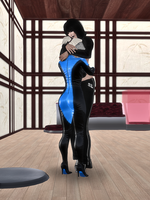 Hugged or smothered by MollyFootman
