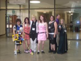 KH photoshoot at AFW5 2 by GothicLizzie