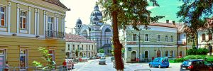 HDR Romania Targu Mures by jdesigns79