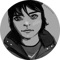 Gerard Way by candyheartsyndrome