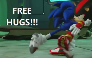 SonicBoom_FREE HUGS! by KseniaLoveU