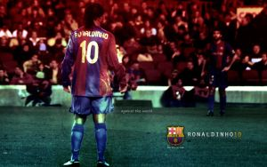 Ronaldinho Against the World by DigiQ8