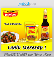 signage kecap Indofood by dodpop