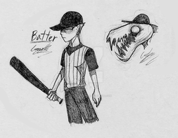 Traditional: Batter from memory sketches by GingaAkam