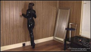 Elizabeth Andrews - catsuit and ballet boots by ElizabethAndrews