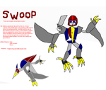TF Infinity: Swoop by InvaderToum