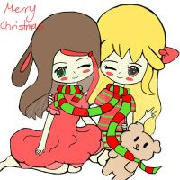 christmas gift for yoona by ridiculous-rabbit