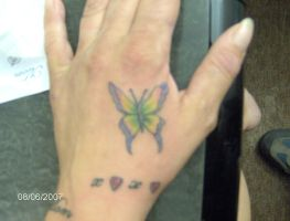 Butterfly by h8machineh8