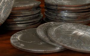 Stack of Quarters by chromosphere