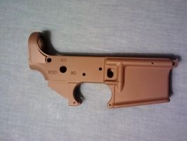 New FDE GPI Lower by SithFox
