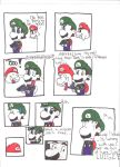 Luigi's Masion suck in by Crazy-Drawer101