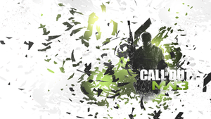 Call of Duty MW3 Shattered by echosoflife