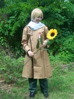 APH: Russia Cosplay 4 by GEW42