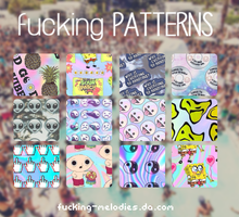 Fucking Patterns! by Fucking-Melodies